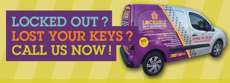 Lockable Locksmiths We are here to help you